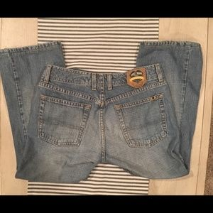 Lucky Brand size 2 light-medium wash